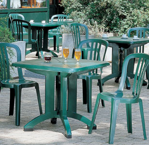 Grosfillex® Outdoor Tables & Chairs