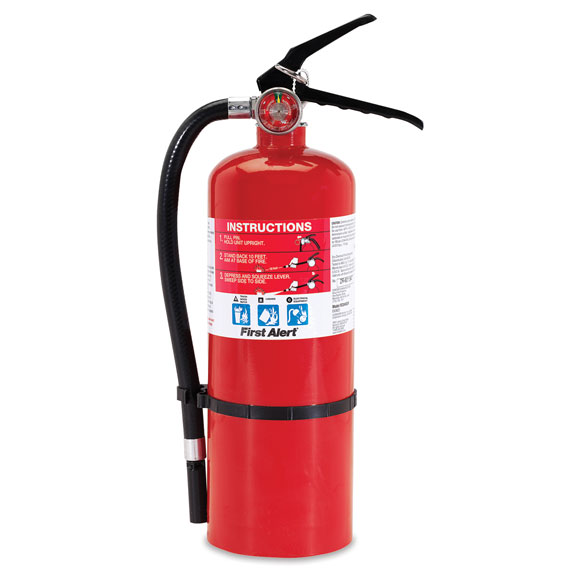 Heavy Duty Plus Fire Extinguisher-Rechargeable