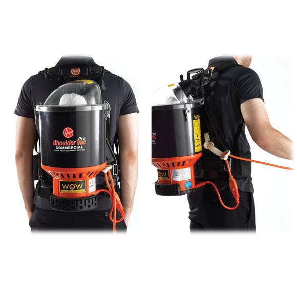 Hoover Shoulder Portable Vacuum C2401