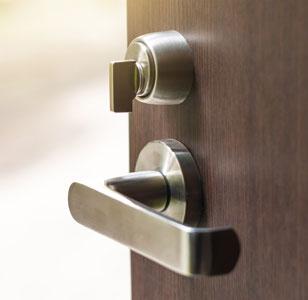 Hotel Door Hardware