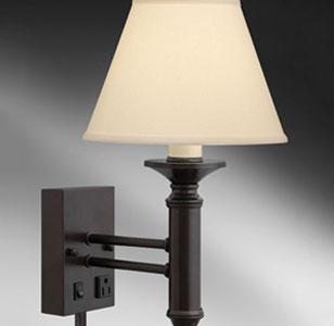 Hotel Lamps & Shades