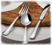 Imperial Extra Heavyweight Flatware
