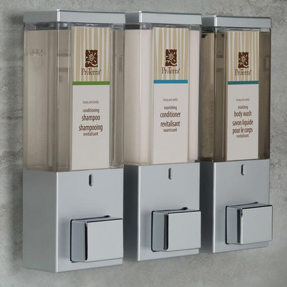 iQon ProTerra Shower Dispensers