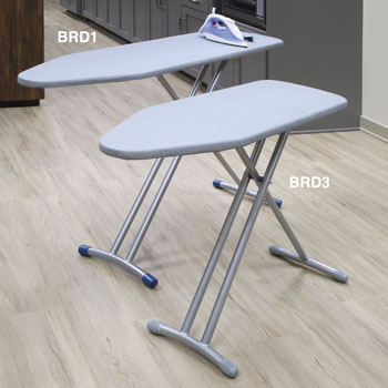LodgMate Ironing Boards w/Padded Cover