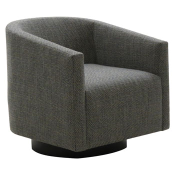 Jettison Hotel Swivel Lounge Chair