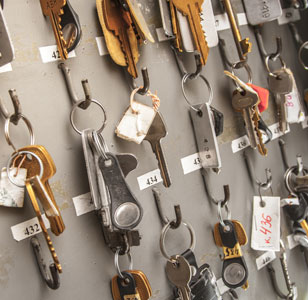 Key Control Cabinets