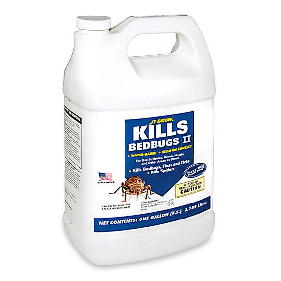 JT Eaton Kills Bedbugs II Spray - 1 gal.