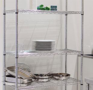 Kitchen Shelves / Shelving Units