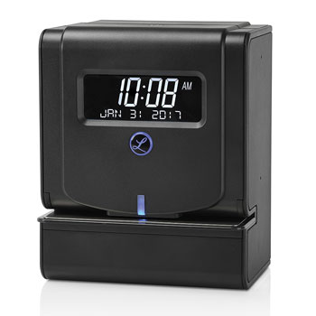 Lathem Heavy Duty Thermal Print Time Clock & Accessories