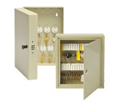 Locking Key Control Cabinets