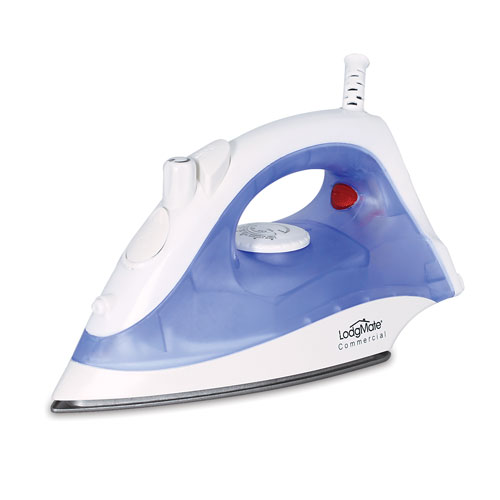 LodgMate Hotel Steam Iron - Blue