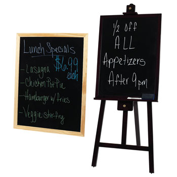 Marker Board & Display Easel