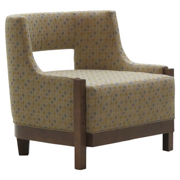 Mayville Hotel Lounge Chair