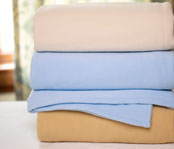 Micro Fleece Polyester Blankets