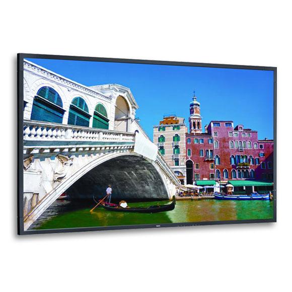 NEC High-Performance LED Backlit TVs