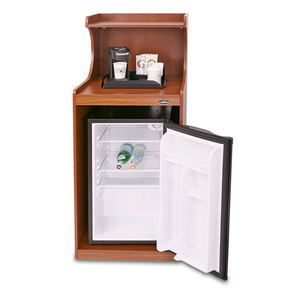Microwave Refrigerator Cabinet National Hospitality Supply