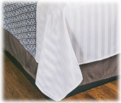 Soho Stripe Top Sheets 100% Polyester