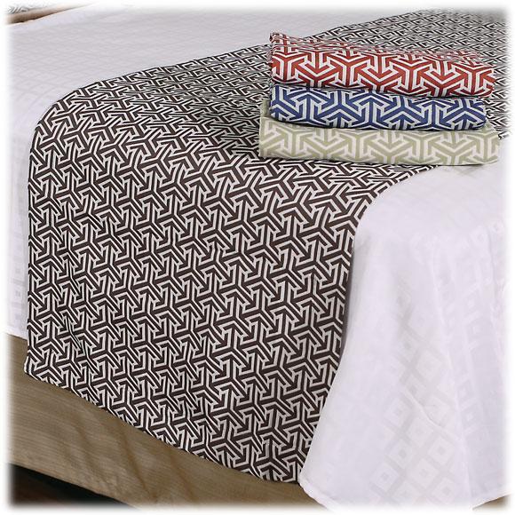Tri'Aro Designer Bed Scarves & Runners