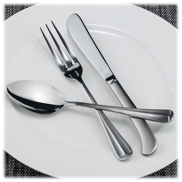 Old English Elite Heavyweight Flatware