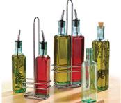Olive Oil Bottles w/Chrome Pourer
