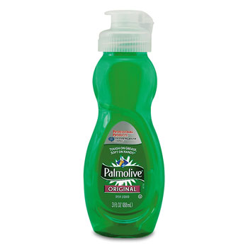 3 oz. Palmolive Dishwashing Liquid - Original Scent - 72/cs.