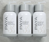 PAYA Organics Shower Dispensers