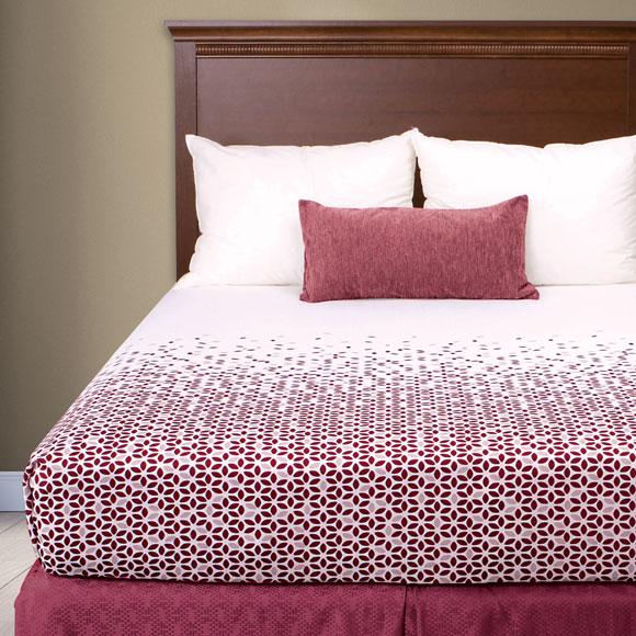 LodgMate Petal Soft 100% Polyester Top Sheets