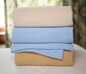 Polar Fleece Polyester Blankets