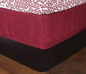 LodgMate Jacquard Box Spring Covers
