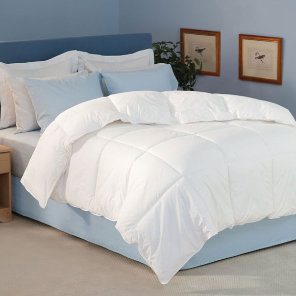 Restful Nights Loves to Be Washed Comforters