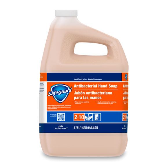 Liquid Safeguard Soap 1 Gal. Refill; 2/cs.