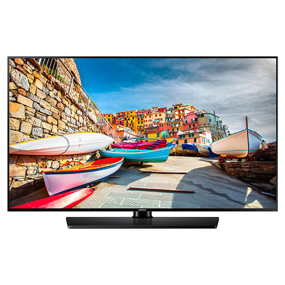 Samsung NJ477 Series Hospitality TVs With LYNK & Pro:Idiom