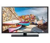 Samsung NJ478 Series Hospitality LED TVs w/ bLan, Pro:Idiom & Lynk