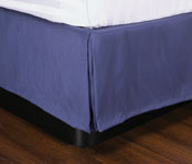 Shantung Bed Skirts - 100% Polyester