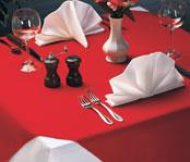 Signature Spun Filament Polyester Tablecloths