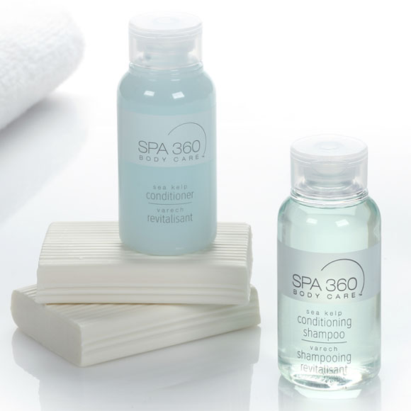 SPA 360 Body Care Soaps & Amenities