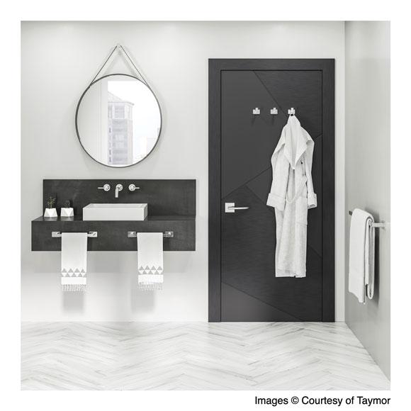 Spellbound Stainless Steel Bathroom Hardware