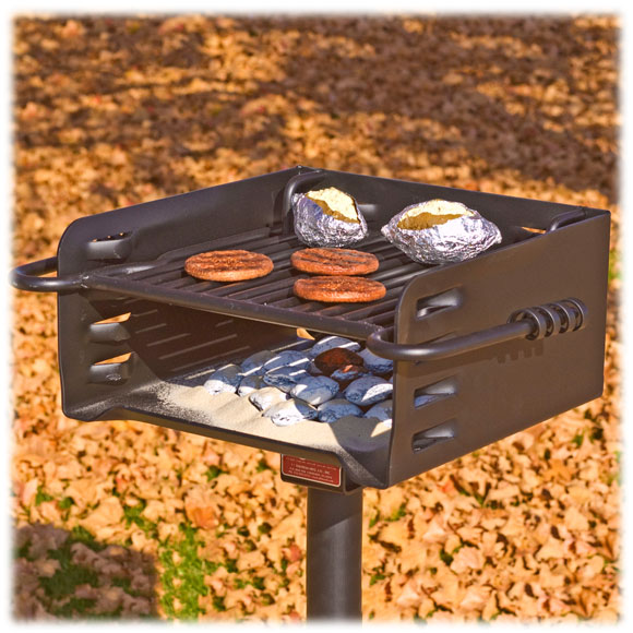 Barbecue Grills; Standard Series