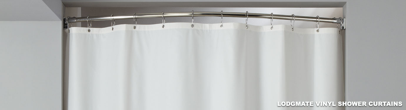 Hotel Shower Curtains | National Hospitality Supply