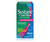 Systane Ultra 3-mL Lubricant Eye Drops - 24/cs.