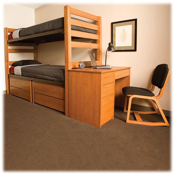 University Loft Bunk Bed Collection