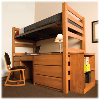 University Dorm Furniture Campus Casegoods