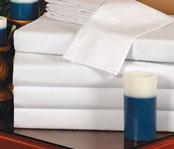 Thomaston Mills 180 Ct. White Sheets & Pillowcases