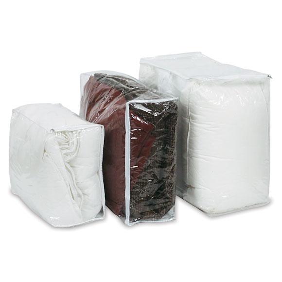 Vinyl Storage Bags