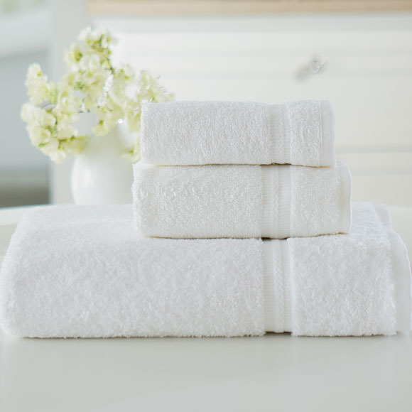 Welingham 86% Cotton / 14% Poly Blend Towels