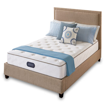 Beautyrest Westbury Plush Mattress Sets