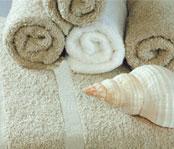 Williams Bay Beige Guestroom Towels