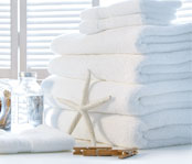 Williams Bay Gold Guestroom Towels