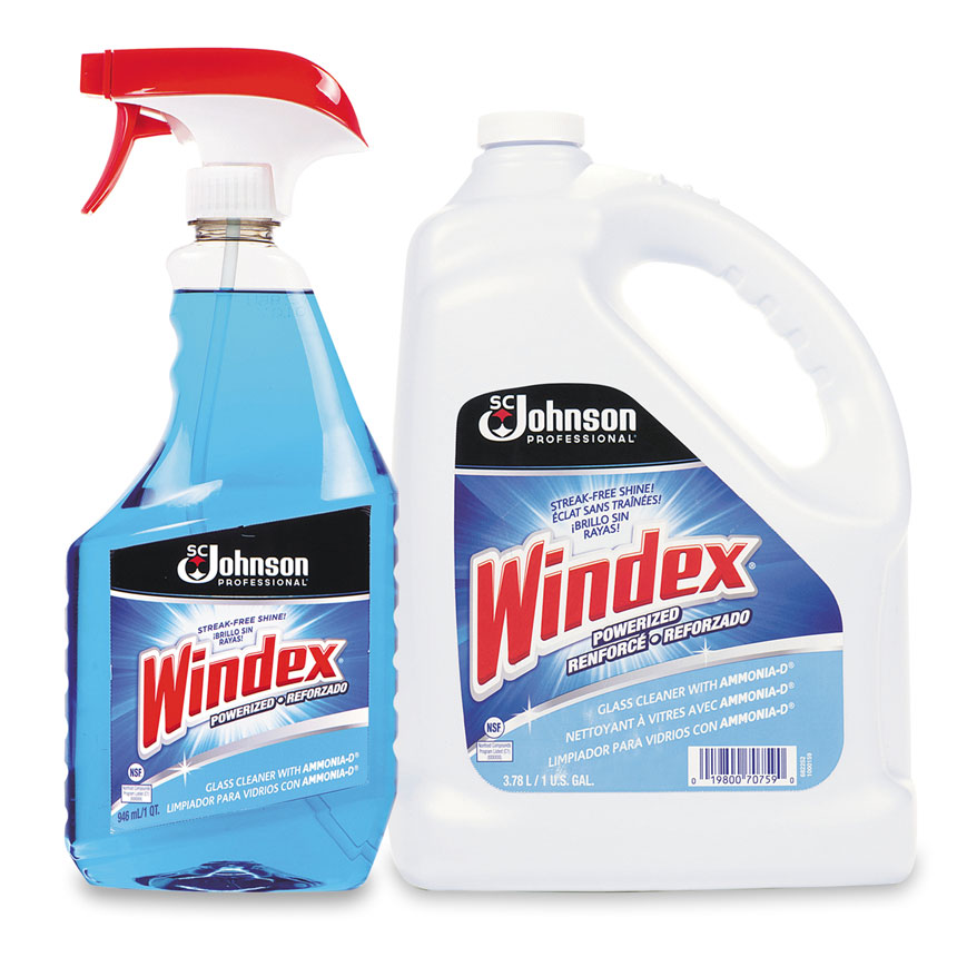 32 Oz Windex Glass Cleaner National Hospitality Supply