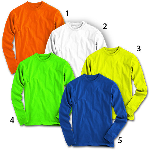 men 39 s frank shorter marathon crew long sleeve reflective. Black Bedroom Furniture Sets. Home Design Ideas